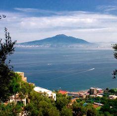 Mount Vesuvius #Naples #Italy