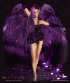 Create and share PURPLE LOVE graphics and comments with friends. The Purple, All Things Purple, Shades Of Purple, Purple Stuff, Purple Art, Purple Hues, Purple Velvet, Fairy Pictures, Angel Pictures