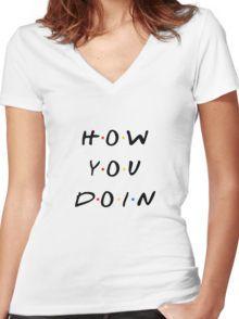 1c439115ea9 Friends Tv Show Merchandise: Joey Tribbiani Friends Pickup Line - How You  Doin'?