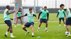 Training session 15/10/13