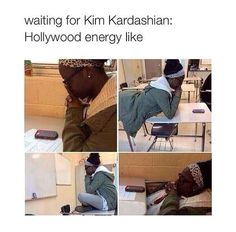 "It's all about that energy. | 82 Things People Addicted To ""Kim Kardashian: Hollywood"" Know To Be True"