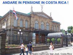in pensione in Costa RIca!!!