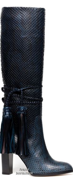 Paul Andrew Boots FW2016 | Purely Inspiration