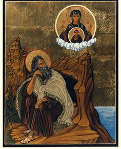 Abbey Roads: St. Elijah the Prophet JULY, 20TH