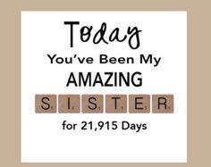 19 Best Diy Birthday Gifts For Sister Images Jokes Pranks