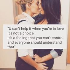 Being Lesbian is a Weird and Taboo Thing In Most of The Countries. We are Presenting Love Quotes That Everyone Hates In Countries Like Arab, India And Etc. Lesbian Love Quotes, Lgbt Quotes, Cute Lesbian Couples, Lgbt Love, Kinky Quotes, Lesbian Pride, Qoutes, Short Friendship Quotes, Funny Friendship
