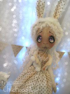 Bliss Urchin art doll