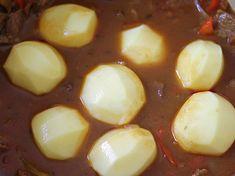 sudado-carne-todo-pq Tapas, Pudding, Meat, Desserts, Food, Spanish Dishes, Turkey Recipes, Colombian Recipes, Tomato Paste