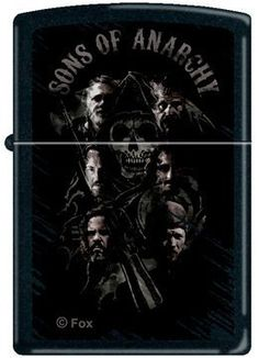 Sons of Anarchy Zippo by Zippo. $28.99. Official Sons of Anarchy Zippo