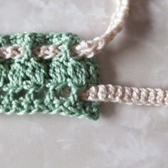 Crochet Belt Tutorial