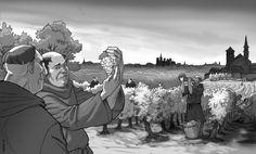 Vignes de Laon.