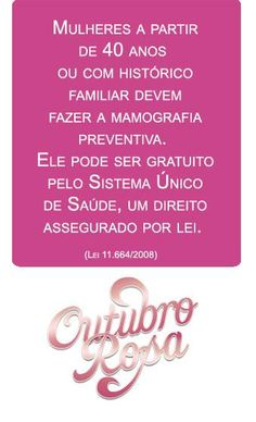 Informação é essencial. Acompanhe o Facebook da Eurofarma e saiba mais sobre a campanha Outubro Rosa e o câncer de mama.