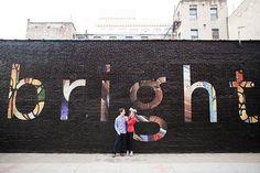 Brooklyn Heights Engagement Session | New York Engagement Session | Spring Engagement Session | patterns | www.charlie-juliet.com | ©Charlie Juliet