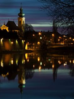 Gyor, a typic Hungarian town, this magic place reminds you to the former Magyar Empire.