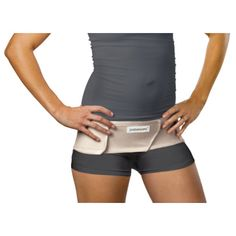SHRINKX HIPS Post Pregnancy Belt for Hips Yes, you can shrink your hips back to your pre-pregnancy size...and no, it's not a gimmick! In clinical tests, 95% of moms returned to their original hip size after wearing this post-maternity belt for eight weeks..... Hmmm that's interesting!