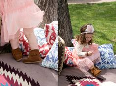 Edie Lola's 2nd Birthday Pow Wow / Featured on Grey Likes Baby
