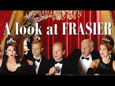 A few bits from a Frasier Special that aired on Channel Four in 1999 (during season Great Movies, Tv Shows, Channel, Seasons, Youtube, Movie Posters, Seasons Of The Year, Film Poster, Youtubers