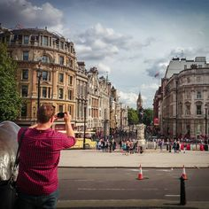 LondonView  #London #England #Trafalgar