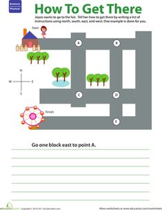 give and follow directions on a map esl activities pinterest on give and classroom. Black Bedroom Furniture Sets. Home Design Ideas