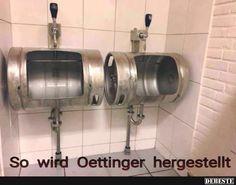 So wird Oettinger hergestellt.. | Lustige Bilder, Sprüche, Witze, echt lustig