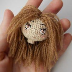 Хочется вам что нибудь показать. Покажу, пожалуй, голову. --------------------------- I want to show you something. I think I'll show you the head. #mintbunny_process #doll#crochetdoll#handmade #handmadedoll#muñeca#crochet#amigurumi#amigurumidoll#mintbunnydolls#mintbunnyprocess#кукла#хобби#ручнаяработа#амигурумикукла#вязание#вязаниекрючком#кукларучнойработы#вяжутнетолькобабушки#hechoamano #вязанаякукла