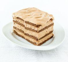 Receta Chocotorta de Dulcecrem de Casancrem Snack Recipes, Dessert Recipes, Snacks, Choco Chocolate, Vanilla Cake, Tiramisu, Cheesecake, Deserts, Sweets