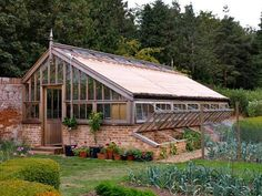Lean-To & Three-Quarter Span Greenhouses Lean-To & Three-Quarter Span Greenhouses Diy Greenhouse Plans, Greenhouse Supplies, Lean To Greenhouse, Greenhouse Growing, Greenhouse Gardening, Homemade Greenhouse, Plant Watering System, Garden Design, House Design
