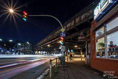 Hamburg ist mehr als Hafen und Alster. Eine Momentaufnahme an der Sternbrücke.