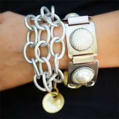 Coco and Splash bracelets... repin it to win it! Use #twistedsilver in the description and follow our boards. Contest ends June 10, 2014 #repintowin