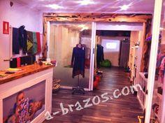 Nuestra tienda en Ibiza www.a-brazos.com