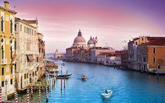 Grand Canal, Venezia, Italy