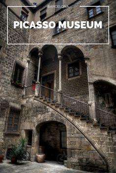 Bezienswaardigheden El Borne, Barcelona: Picasso Museum | Mooistestedentrips.nl