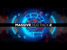 After Effects Template - Massive HUD Pack 2 - AE Template - YouTube
