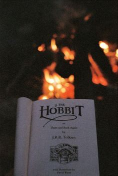 "wanderthewood: "" Campfire reading by januarychild """