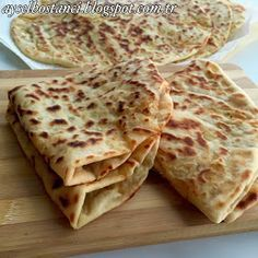Aysel'in Mutfağı: VELİBAH Turkish Recipes, Ethnic Recipes, Sandwiches, Bread And Pastries, Food Diary, Great Recipes, Pizza, Food And Drink, Cooking Recipes