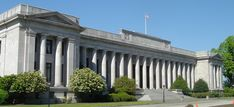 Washington Supreme Court (Temple of Justice), Olympia