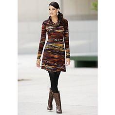 Navado Tunic Dress from Monroe and Main   W258956