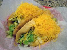 Tasty Tacos menu of food. Home of the Flour Taco. Food made fresh daily. Des Moines Restaurants, Tacos Menu, Kid Friendly Restaurants, Des Moines Iowa, Specialty Foods, Menu Restaurant, Places To Eat, Hot Dog Buns, 50th Anniversary Decorations