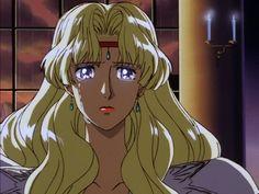 Capture d'écran screenshot d'Escaflowne série TV (1996) Mirana  #Escaflowne