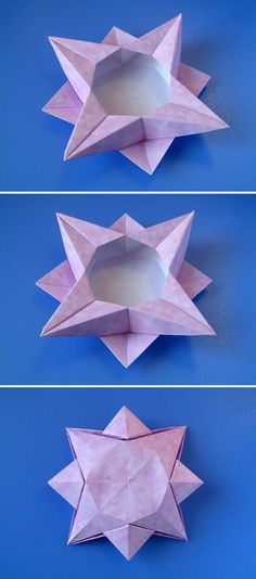 94 Best Origami For Christmas My Designs Images On Pinterest