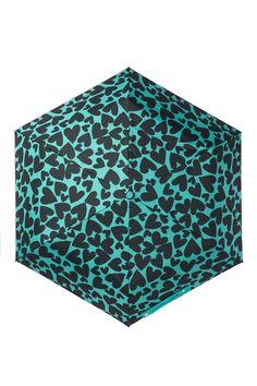 light blue multi Leighton Umbrellas MTA Tote Bag
