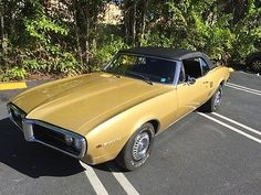 awesome 1967 Pontiac Firebird - For Sale View more at http://shipperscentral.com/wp/product/1967-pontiac-firebird-for-sale-4/