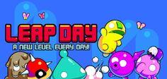 Leap Day - un platform game con un nuovo livello ogni giorno!