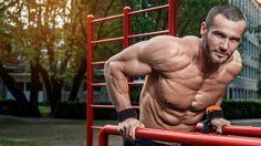 Zijn push-ups en pull-ups genoeg voor een gespierd lichaam? Is het nodig om elke dag naar de sportschool te gaan?  https://www.fit.nl/blog/spiermassa-lichaamsgewicht
