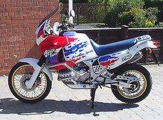 eBay: Honda Africa Twin XRV750 RD07 1994 – Low miles classic trail/adventure bike. N/R #motorcycles #biker