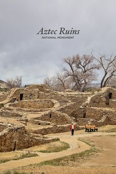 Aztec Ruins National Monument preserves Ancestral Puebloan structures located close to the town of Aztec and Northeast of Farmington, near the Animas River. available July 6 - July July 18 - July Aug 6 - Aug 16 and Aug 21 - Aug Rent a cozy his New Mexico Road Trip, Travel New Mexico, Santa Fe, Places To Travel, Places To See, Aztec Ruins, Mayan Ruins, Arizona, Road Trip Adventure