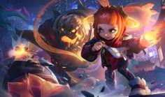 Miss Fortune, Kid Character, Character Design, Annie League Of Legends, Splash Art, Camp Buddy, Beast, Riot Games, League Of Legends