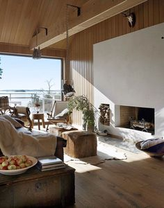Found on Bing from www.pinterest.com Nordic Interior, Scandi Style, Patio, Outdoor Decor, Home Decor, Decoration Home, Room Decor, Home Interior Design, Home Decoration