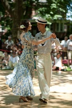 6th Annual Jazz Age Lawn Party