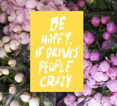 crazy happy